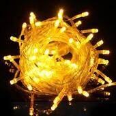 - Gün Işığı LED Yılbaşı Işığı 10 Metre