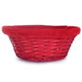 - Kırmızı Yılbaşı Sepeti