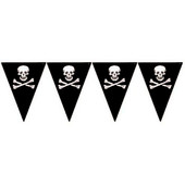 - Kurukafa Üçgen Bayrak Afiş