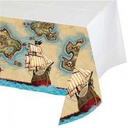 - Korsan Hazinesi Masa Örtüsü
