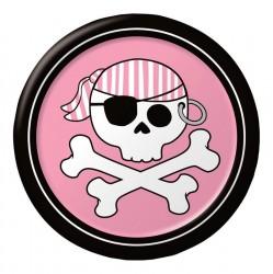 - Korsan Kız Partisi Küçük Tabak
