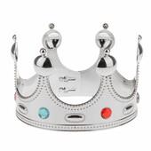 - Kral Tacı Gümüş Gri