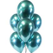 - Yeşil Krom Lateks Balon