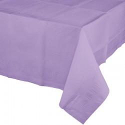 - Lila Masa Örtüsü