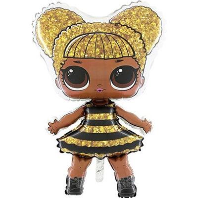 LOL Bebek Queen Bee Supershape Folyo Balon