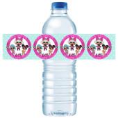 - LOL Bebek Su Şişesi Etiketi