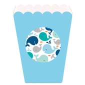 - Mavi Balinalar Mısır Kutusu
