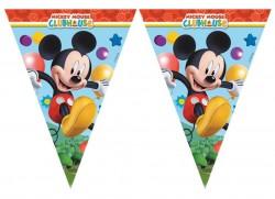 - Mickey Mouse Bayrak Afiş