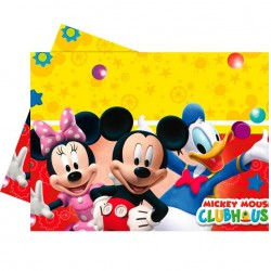 - Mickey Mouse Masa Örtüsü