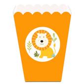 - Mini Safari Aslan Mısır Kutusu