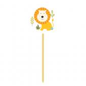 - Mini Safari Aslanlı Kürdan