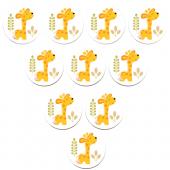 - Mini Safari Zürafalı Hediyelik Sabun