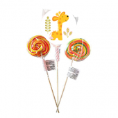 - ​Mini Safari Zürafalı Lolipop (20gr.)