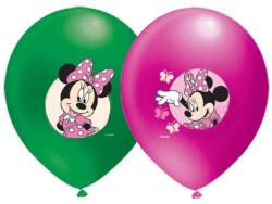 - Minnie Mouse Lateks Balon