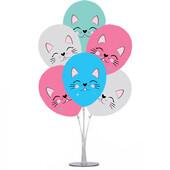 - Miss Cat Balonları ve Balon Standı