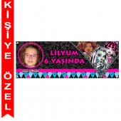 - Monster High Kişiye Özel Afiş