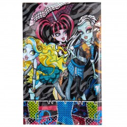 - Monster High Masa Örtüsü