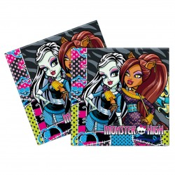 - Monster High Peçete