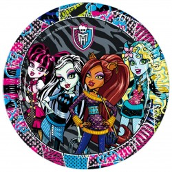 - Monster High Tabak