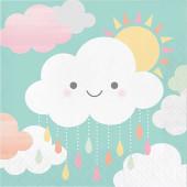 - Mutlu Bulut Büyük Peçete