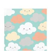 - Mutlu Bulut Küçük Peçete