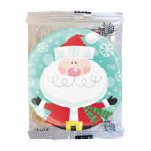 - Neşeli Noel Baba Etiketli Eti Cin