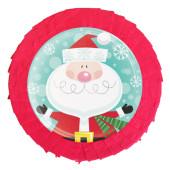 - Neşeli Noel Baba Pinyata ve Sopası