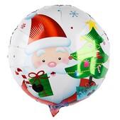 - Noel Baba Folyo Balon (45cm)