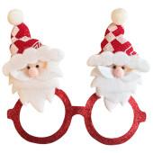 - Noel Baba Kırmızı Gözlük