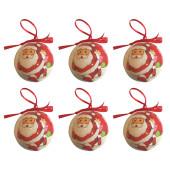 - Noel Babalar Şık Çam Ağacı Süsü
