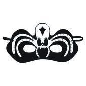 - Örümcek Göz Maskesi