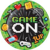 - Oyun Konsolu & Minecraft Büyük Tabak