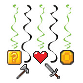- Oyun Konsolu & Minecraft Süs Dalgaları