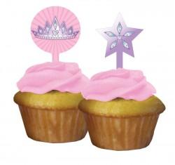 - Prenses Partisi Cup Cake Süsü