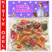 - Prenses Sofia Kişiye Özel Ambalajlı Kent Şeker