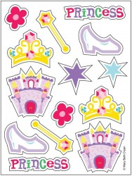 - Prensesin Şatosu Sticker