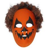 - Korkunç Saçlı Turuncu Maske