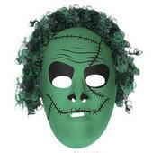- Korkunç Saçlı Yeşil Maske