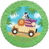- Safari Macerası Pinyata ve Sopası