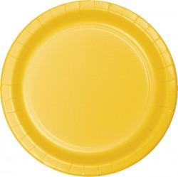 - Sarı Karton Tabak