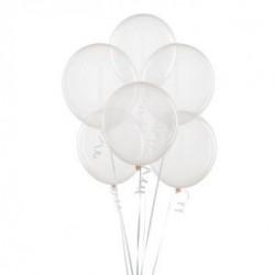 - Şeffaf Lateks Balon