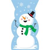 - Sevimli Kardan Adam Şeker - Hediye Poşeti