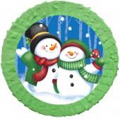 - Sevimli Kardan Adamlar Pinyata ve Sopası
