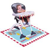 - Sirk Zamanı Mama Sandalyesi Süsleme Seti