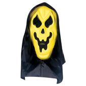 - Siyah Başlıklı Sarı Hayalet Maske