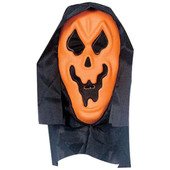 - Siyah Başlıklı Turuncu Hayalet Maske