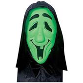 - Siyah Başlıklı Yeşil Hayalet Maske