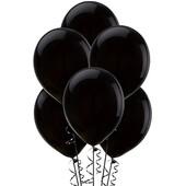 - Siyah Lateks Balon