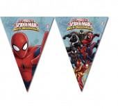 - Spiderman Bayrak Afiş