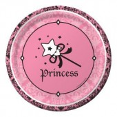 - Taçlı Prenses Küçük Tabak